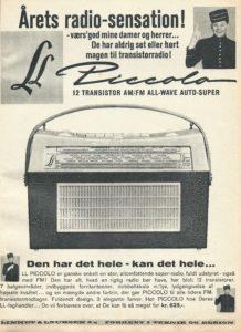 LL Piccolo, 1961.